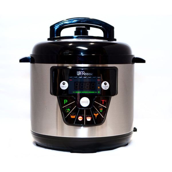 Uber Appliance Uber Cooker Electric Pressure Cooker 7 in 1 Multi Cooker