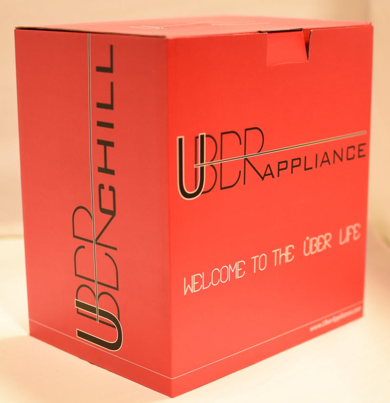 Uber Appliance Uber Chill Mini Fridge great gift