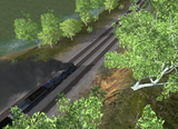 Trainz Route: C&O Hinton Division