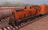 RVSX Vegetation Control Train
