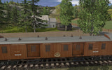 Orient Express Trainset