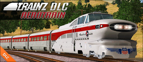Aerotrain Train of Tomorrow