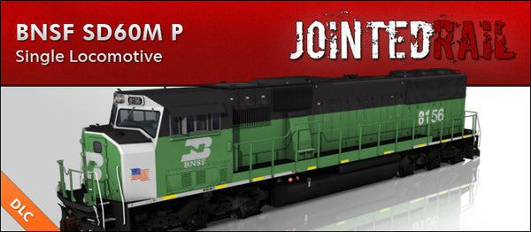 Burlington Northern - EMD SD60M P