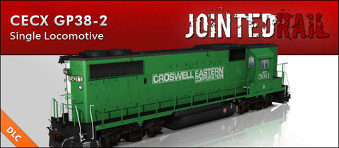 Crosswell Eastern Corporation - GP38-2