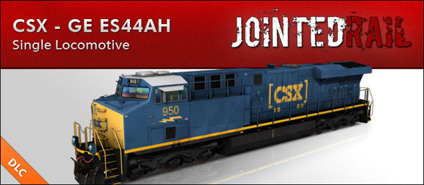 CSX Transportation - GE ES44AH