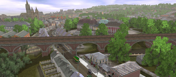 Trainz Route: Cornish Mainline & Branches