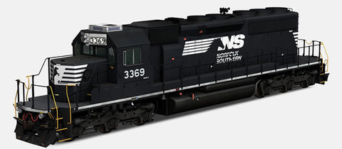 EMD SD40-2 - Norfolk Southern