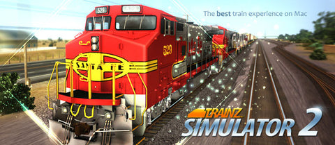 Trainz Simulator 2 - Mac