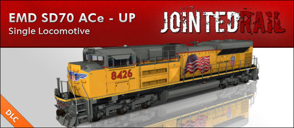 Union Pacific - EMD SD70ACe