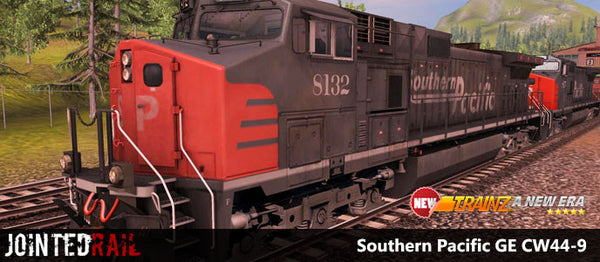Southern Pacific - GE CW44-9