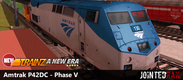 Amtrak P42DC - Phase V