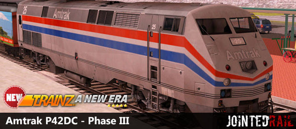 Amtrak P42DC - Phase III