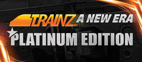 Trainz A New Era Platinum Edition (Full Product)