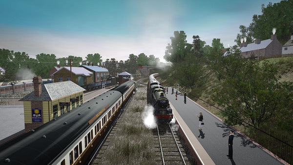 Trainz Route: Cornish Mainline and Branches ( TRS19 )