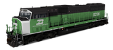 Burlington Northern Railroad - EMD SD60M