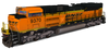 BNSF Railway / Canadian National Pack