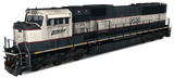BNSF Railway - EMD SD70MAC Executive