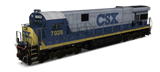 CSX Transportation - GE C30-7