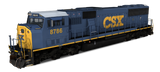 CSX Transportation - EMD SD60M YN3