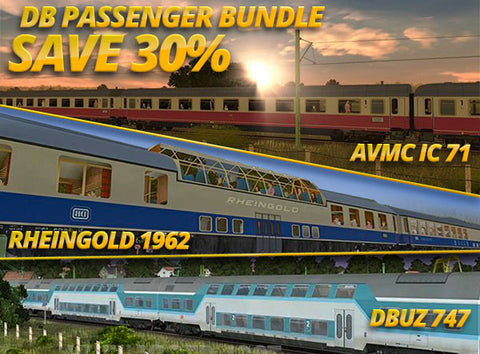 DB Passenger Bundle
