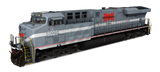 Norfolk Southern Heritage Pack 4