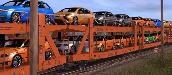 Laaers Car Transporter