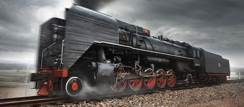 QJ Steam Locomotives