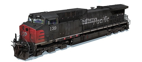 Southern Pacific AC4400CW 100-299