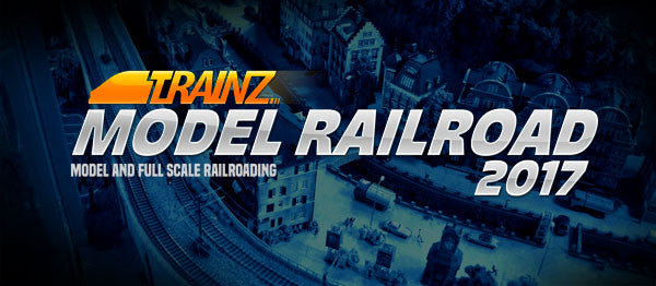 Trainz Model Railroad 2017