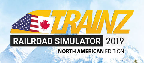 Trainz Railroad Simulator 2019 - North American Edition
