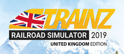 Trainz Railroad Simulator 2019 - United Kingdom Edition