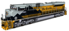 Union Pacific - EMD SD70ACe - Denver & Rio Grand Heritage