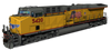 Union Pacific - AC45CTE