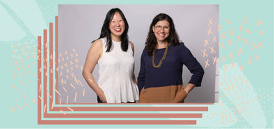 Interview with Rebecca Lehrer and Amy S. Choi of The Mash-Up Americans