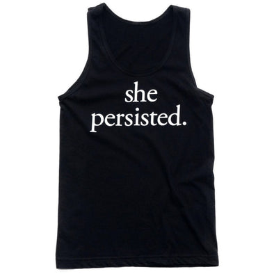 She Persisted Tank - Shrill Society