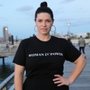 Woman In Power Shirt - Shrill Society
