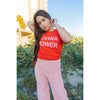 LATINA POWER TEE- SPRING EDITION BY JEN ZEANO - Shrill Society