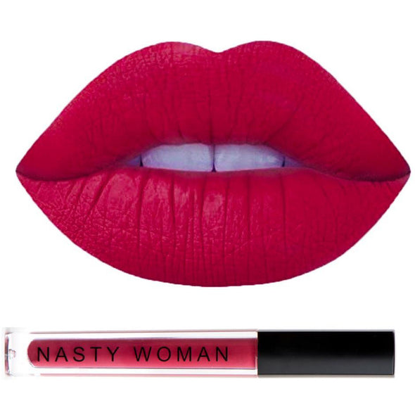 March With Me Mauve Lipstick by Nasty Woman Cosmetics - Shrill Society