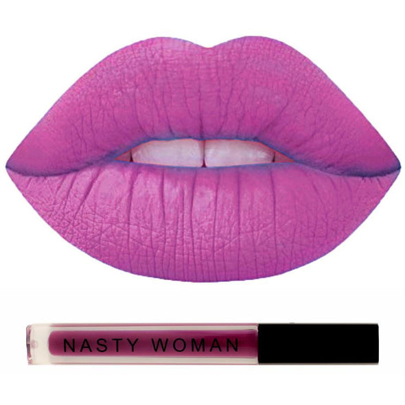 Power to the Purple by Nasty Woman Cosmetics - Shrill Society