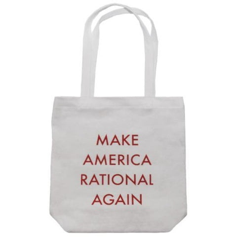 Make America Rational Again Tote Bag