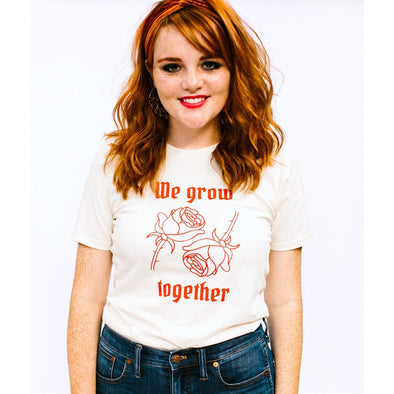 We Grow Together Shirt by REDWOLF - Shrill Society