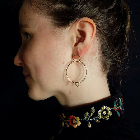 Ali Earrings by RaHa - Shrill Society