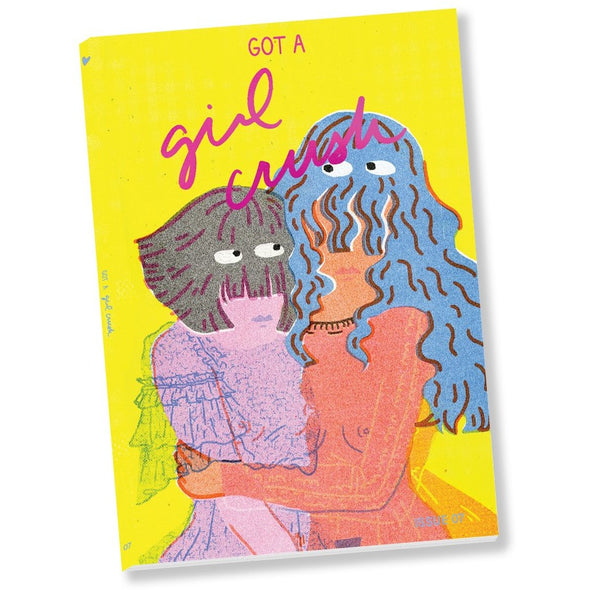 Got a Girl Crush Issue 07 - Shrill Society