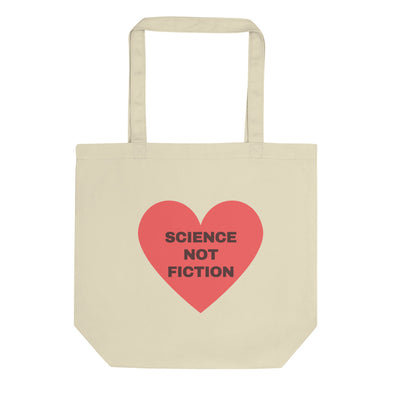 LIMITED EDITION SCIENCE NOT FICTION ECO TOTE - Shrill Society