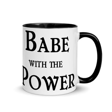 Babe With The Power Mug - Shrill Society