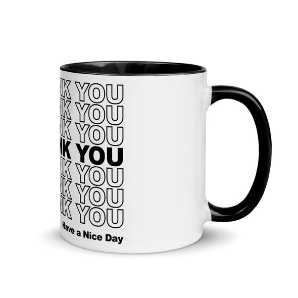 No Thank You Mug - Shrill Society