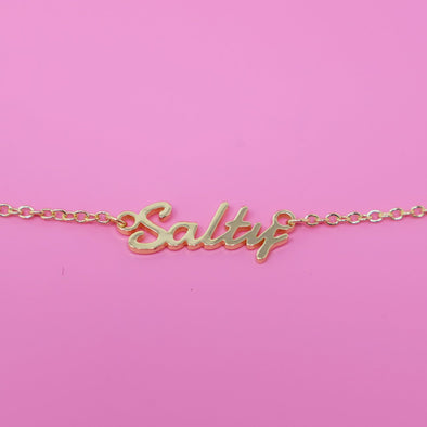 Salty necklace by Made Au Gold - Shrill Society