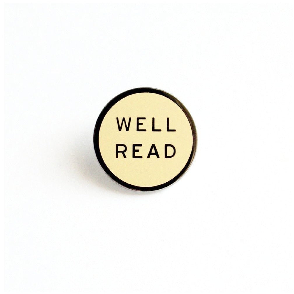 Well Read pin by Word For Word Factory