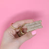 Women Rule Everything Around Me Keychain by Made Au Gold - Shrill Society
