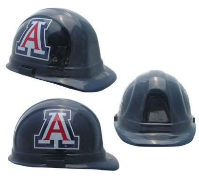Arizona Wildcats Safety Hats, Head - CustomSafetyVests.com